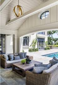 Best Patio Sets Under 1000 by Poolside Covered Patio Just Beautiful Decks Patios Porches