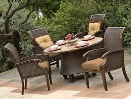 Ty Pennington Patio Furniture Palmetto by Patio Wicker Patio Set Glorious Wicker Effect Patio Furniture