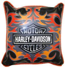 harley davidson flame rider fireball bedding