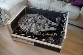 Falcon Coffee Table BrickNerd