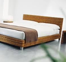 17 bedrooms looms ideen rattan rattanbett bett