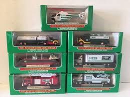 LOT OF 7 Hess Mini Truck Lot 1999 2000 2001 2002 2004 2005 2006 ... Amazoncom Hess Truck Mini Miniature Lot Set 2003 2004 2005 Toys Values And Descriptions 1984 Fuel Oil Tanker Toy Bank Trucks By The Year 1999 Fire Engine Ladder Lights Nib Mib Images Of Space Shuttle Spacehero Texaco Trucks Wings Mini 2016 Dragster In Brown Box Jackies Store 2014 50th Anniversary Review A Perfect Gift For Any Big 2017 Miniature 3 Truck Set Aj Colctibles More New 1991t Racer T Space 1996