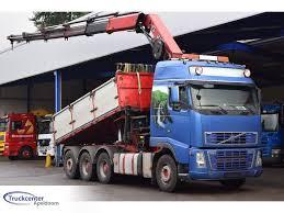 100 Volvo Truck Center VOLVO FH 16 580 Hiab 377 EP5 8x4 Center Apeldoorn