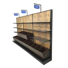 Retail Displays And Shelving