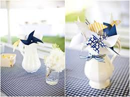 Royal Blue Theme Wedding Decorations