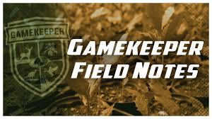 100 Gamekeepers TV Episode 7 Gamekeeper Field Notes YouTube