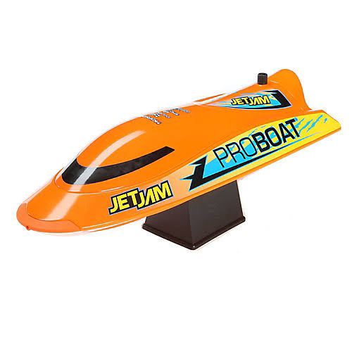 Pro Boat 08031T1 Jet Jam 12-Inch Pool Racer Orange: RTR