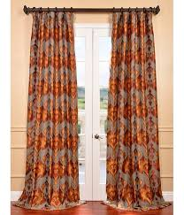 108 Inch Long Blackout Curtains by 104 Best Curtains Red And Orange Images On Pinterest Curtain