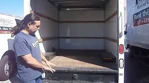 10ft Baby Box Truck Video - YouTube