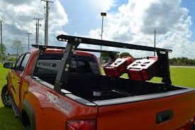 Adjustable Bed Rack (fit Most Pick Up Trucks) | Proline 4wd ...