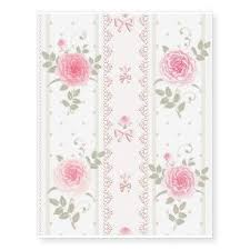 Shabby Chic Wallpaper Border Victorian Fl