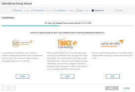 Solarwinds Help Desk Api by Solarwinds Feature Solarwinds Orion Installer Solarwinds