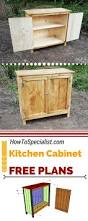 Diy Hidden Gun Cabinet Plans by Best 25 Cabinet Plans Ideas On Pinterest Workshop Storage Shop