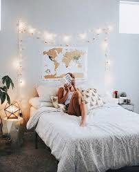 Interior Bedroom Bedroom Inspo Firefly Lights Modern Design