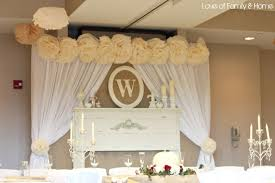 diy rustic chic fall fair home wedding decoration ideas home