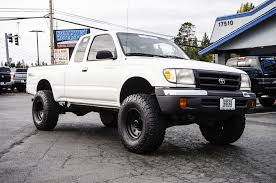 Used Lifted 1999 Toyota Tacoma SR5 4x4 Truck For Sale - 34306B Preowned 2013 Toyota Tacoma Base Double Cab Truck In Santa Fe Used Toyota Tacoma Trucks For Sale Nj New Models 1999 Xtracab Prerunner Auto Pickup Sale Truro Ns Used 2010 Sr5 4x4 Double Cab Georgetown 1994 Supra Wsport Roof For Amarillo Tx 44077 Trd Sport 37201 Autoblog 2008 Reviews And Rating Motor Trend Trucks Los Angeles Best Resource Lifted 2016 31980 12002toyotatacomafront Shop A Houston