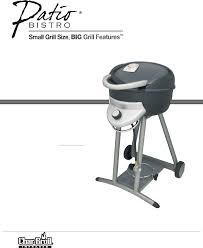 Char Broil Patio Caddie by Char Broil Patio Caddie Gas Grill Manual Char Broil Patio Caddie