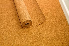 Can You Lay Stone Tile Over Linoleum by How To Install Cork Flooring Tips And Guidelines For Your Diy