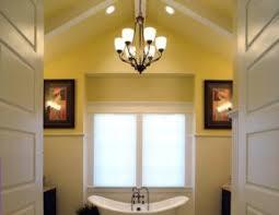 Chandelier Over Bathtub Code by Bathroom Chandeliers Bring Glitz And Glamour Lights Online Blog