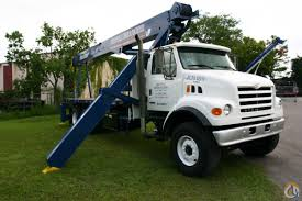 Sold 2002 - 27 Ton Manitex Boom Truck Crane For In Jacksonville ...