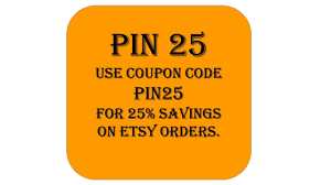 Saving- Coupon Code- 25% Off- PIN25- Do Not Buy This Item ...