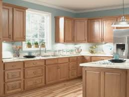 paint colors for kitchen with light oak cabinets archives