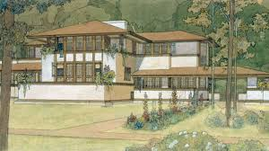 100 Frank Lloyd Wright Sketches For Sale Meet Marion Mahony Griffin S Best