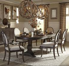 12 8-piece Antique Dining Set In Dining Room Inspiration ...