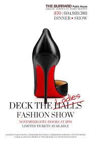 100 Angelos Spa Deck The Ladies Fashion Show The Burrard Public House Events