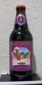 St Arnolds Pumpkinator 2014 by Saint Arnold Divine Reserve 9 Saint Arnold Brewing Company
