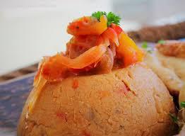 recette de cuisine beninoise amiwo au poulet bénin afrique de l ouest ma cuisine bleu combava