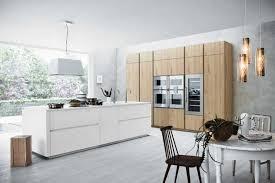 cuisine moderne blanche et cuisine blanche et bois excellent dacco with cuisine blanche et