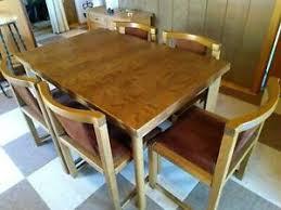 eiche rustikal stühle tisch möbel gebraucht kaufen in