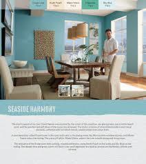 Behr Paints 2014 Paint Trends Seaside Harmony