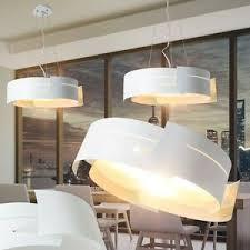 details zu design hängele wohn zimmer leuchten esszimmer len pendelleuchte glas weiß