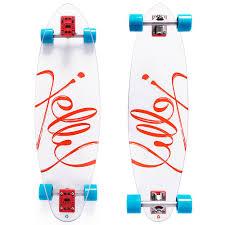 Jelly Skateboards Man O' War 34