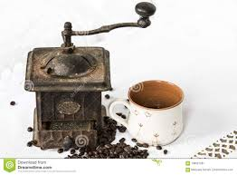 Download Vintage Coffee Machine Stock Image Of Gingerbread