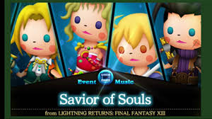 Final Fantasy Theatrhythm Curtain Call Best Characters by Theatrhythm Final Fantasy Curtain Call Review Youtube