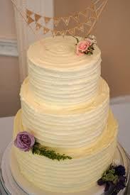 Rustic Buttercream Wedding Cake Green Kitchen Cakes For Vintage Ideas Uk