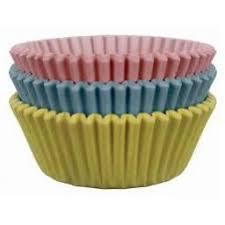 Pastel Standard Baking Cases 60