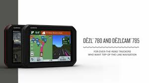 100 Best Trucking Gps Garmin Dzl 780 And DzlCam 785 Truck Navigators YouTube