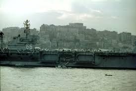 Uss America Sinking Photos by Aircraft Carrier Photo Index Uss America Cva 66