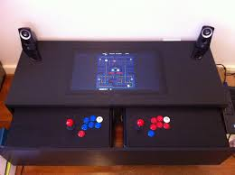 Mame Cabinet Plans Download by Swangle My Diy Arcade Machine Coffee Table