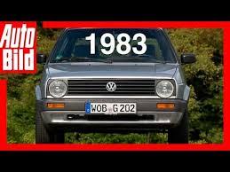 siege volkswagen vw golf 2 1983 der generations countdown test review
