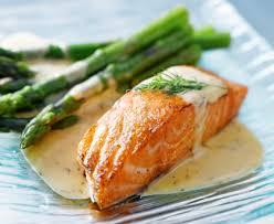 pavé de saumon express micro ondes recette de pavé de saumon