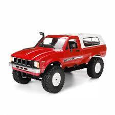100 Mini Rc Truck Jual Obral WPL C14 116 OffRoad RC Hynix 24G Remote