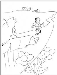 Prodigal Son Coloring Page New Brockportcc Draw