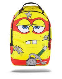 sprayground x teenage mutant spongebob turtle sprayground