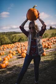 Pumpkin Head 2017 by Classic Fall At The Pumpkin Patch Katie U0027s Bliss