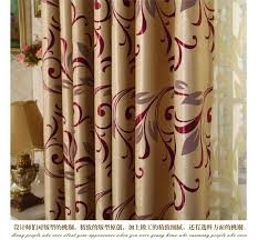 Curtains For Young Adults by Modern Luxury Jacquard Window Curtains For Living Room Sheer Tulle